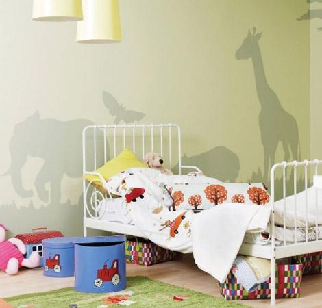 tikkurila-lastenhuone