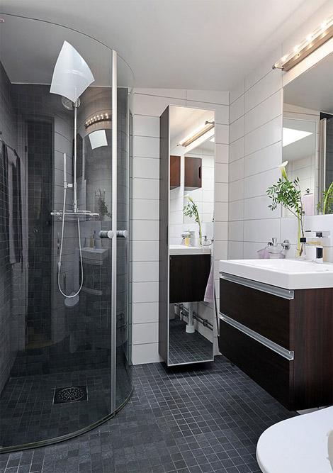Tyylikäs kylpyhuone  Sisustusblogi
