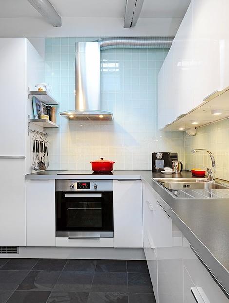 Valoisa ja kodikas keittiö  Sisustusblogi