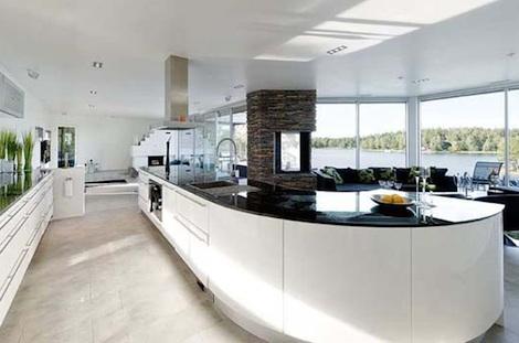 Luxus keittiö