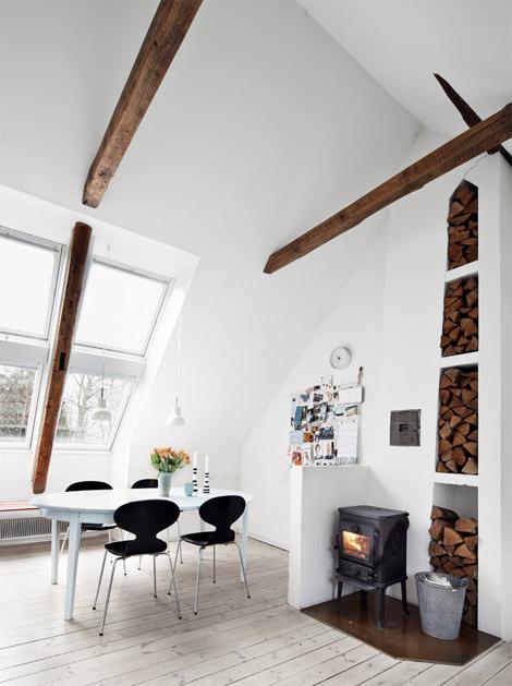 Upea keittiö loft kodissa  Sisustusblogi