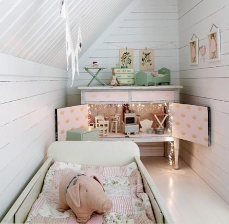 Pienen tytön huone  Sisustusblogi