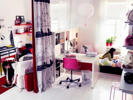 Lastenhuone tyopiste2 - Ikea camere da letto complete ...