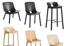 Woud Mono tuolit