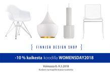 Ale -10% naistenpäivä