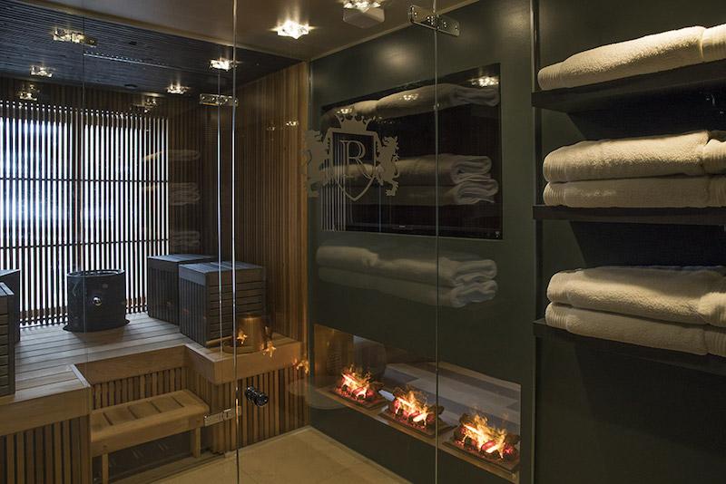 Roba Lounge saunatilat