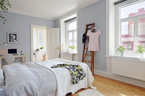 makuuhuone-valoisa