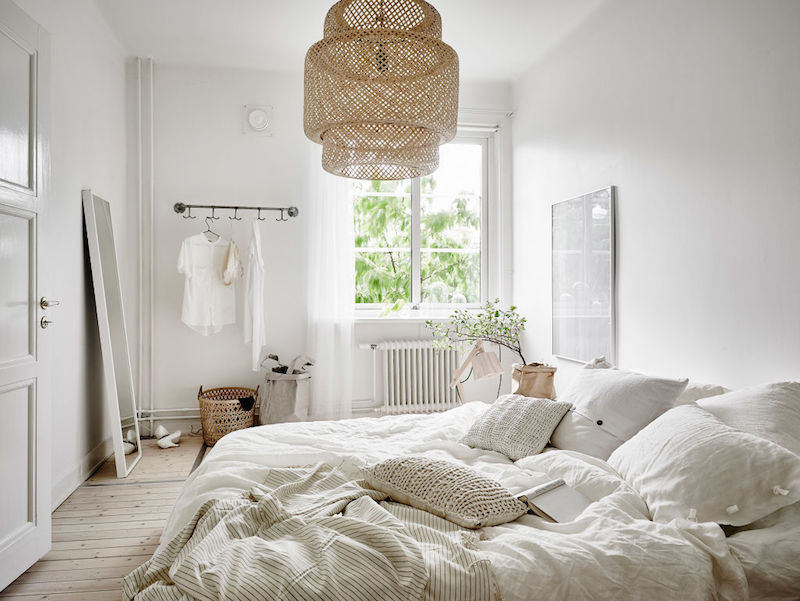 vaalea-kodikas-makuuhuone-1