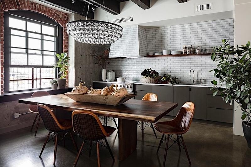 loft-asunto-keittio