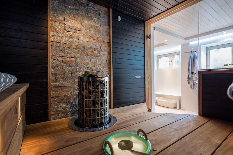 sauna-sisustus