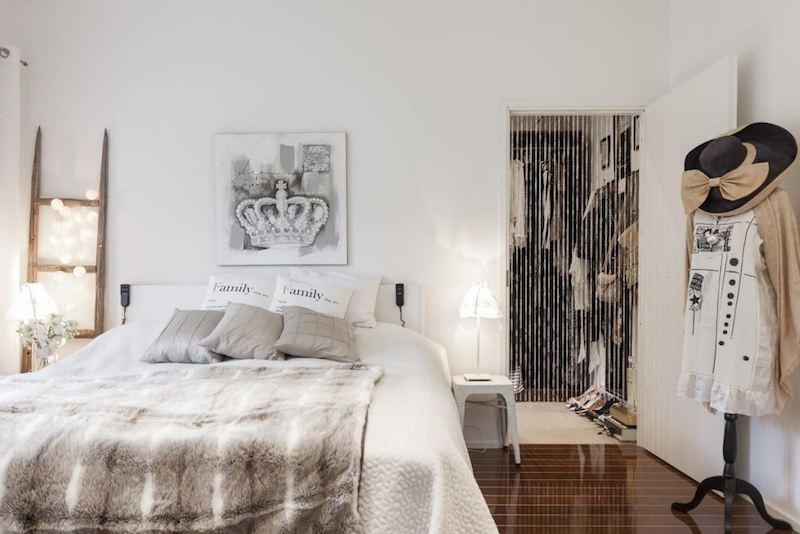 ylellinen-omakotitalo-makuuhuone