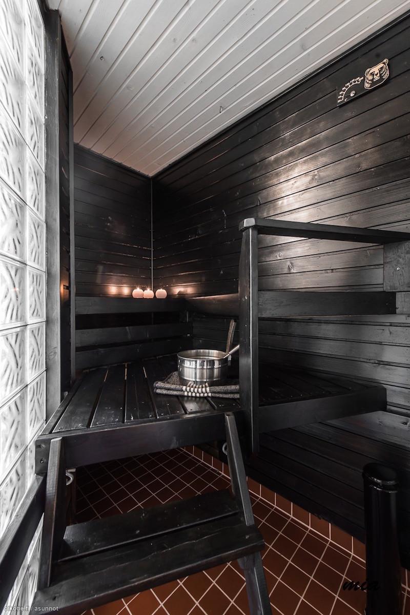 hirsitalo-sauna