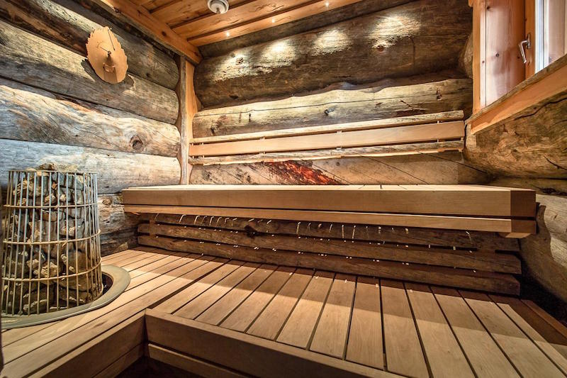 hirsihuvila-sauna