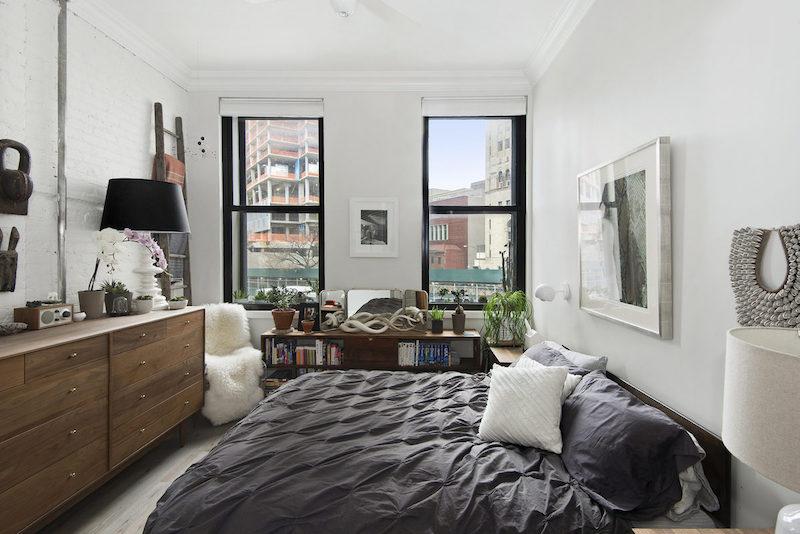 newyork-asunto-makuuhuone