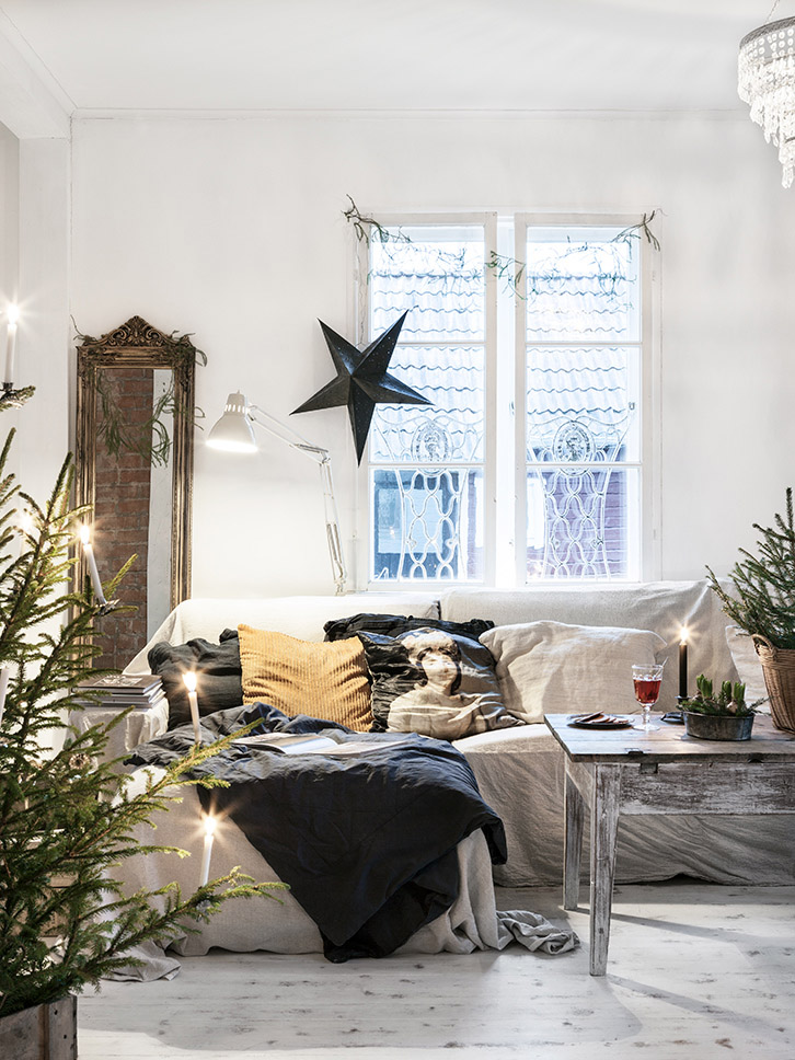 olohuone-joulu-sisustus