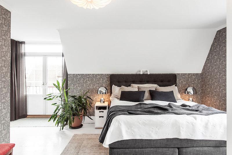 sisustus-tyyli-makuuhuone