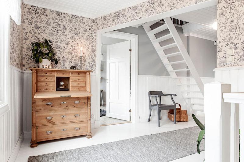 sisustus-tyyli-portaikko