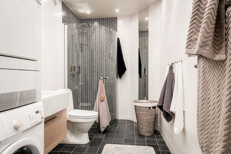 kylpyhuone-studio-huoneisto