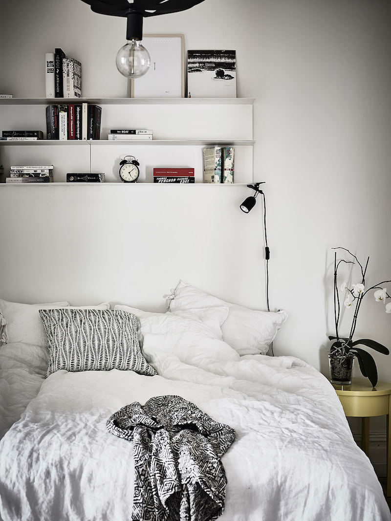 makuuhuone-puulattia-sisustus