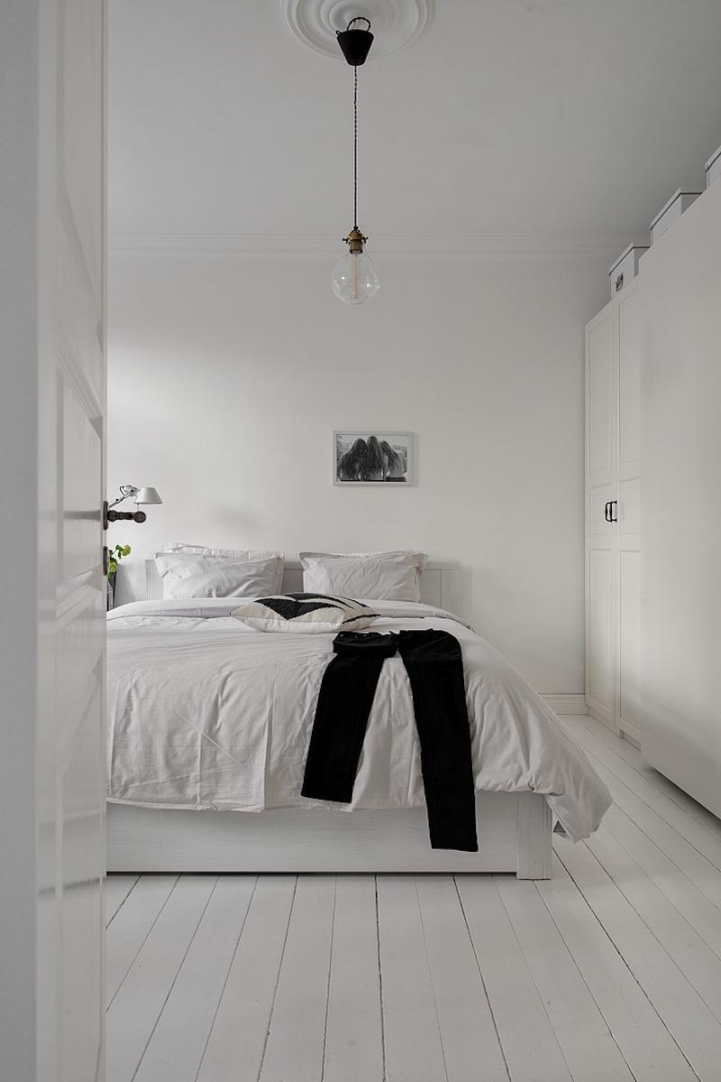 sisustuksesta-viihtyisa-kokonaisuus-makuuhuone-valaisin