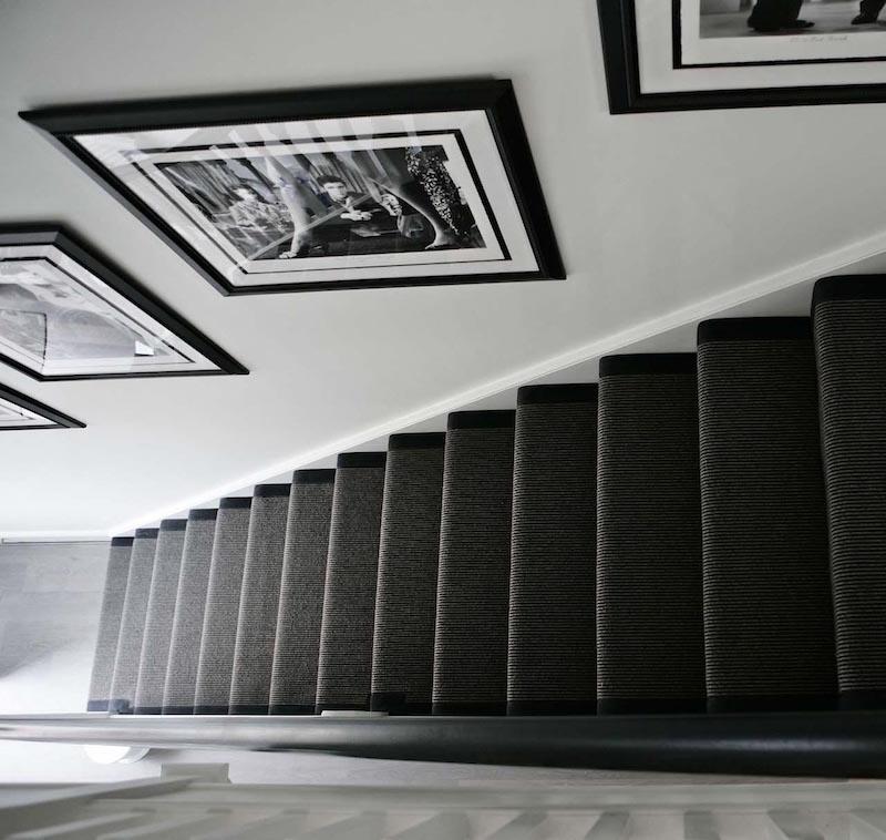 sisustus-koti-mustavalkoinen-tyyli-portaikko