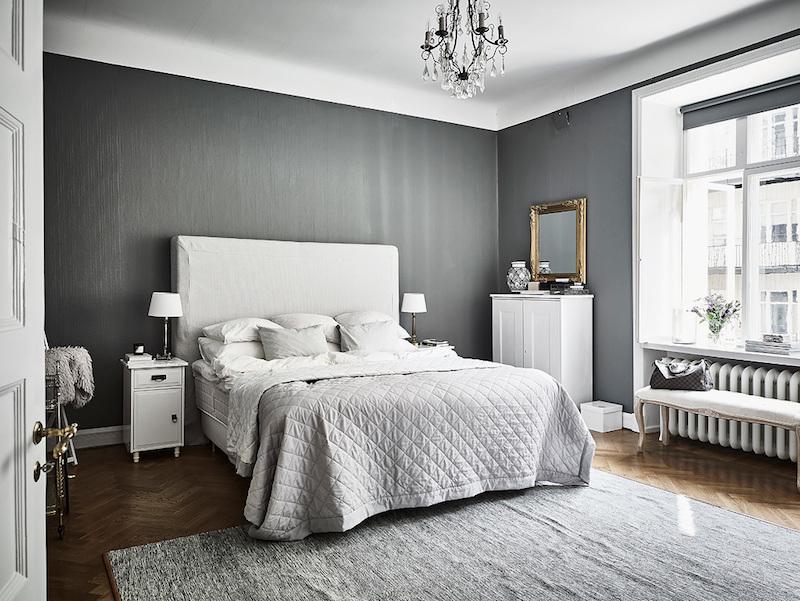skandinaavista-tyylia-makuuhuone