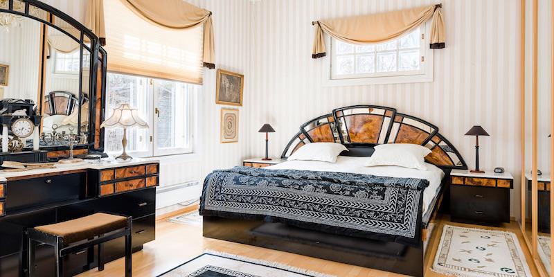 maalaisidylli-makuuhuone
