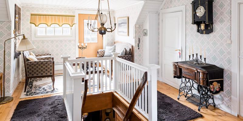 maalaisidylli-portaikko