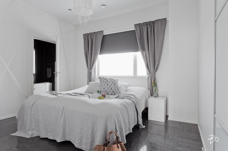 tyylikas-sisustus-nelioita-makuuhuone