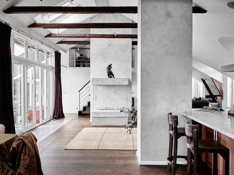 ylellinen-kattohuoneisto-loft-kerros