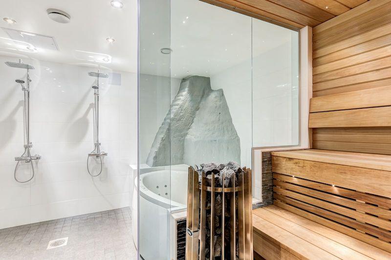 ullakkoasunto-tyyli-sauna