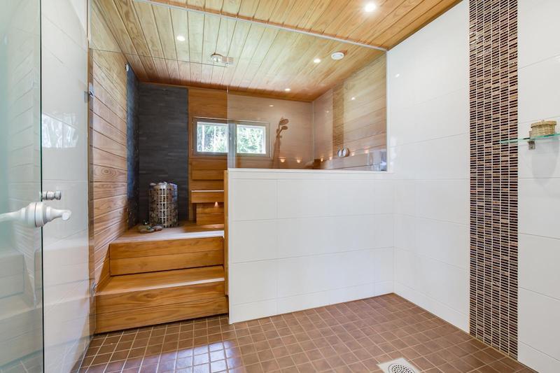 hevostila-sauna