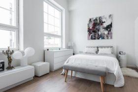 valoisa-loft-yksio-makuutila