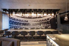 Roba Lounge seinäkuva