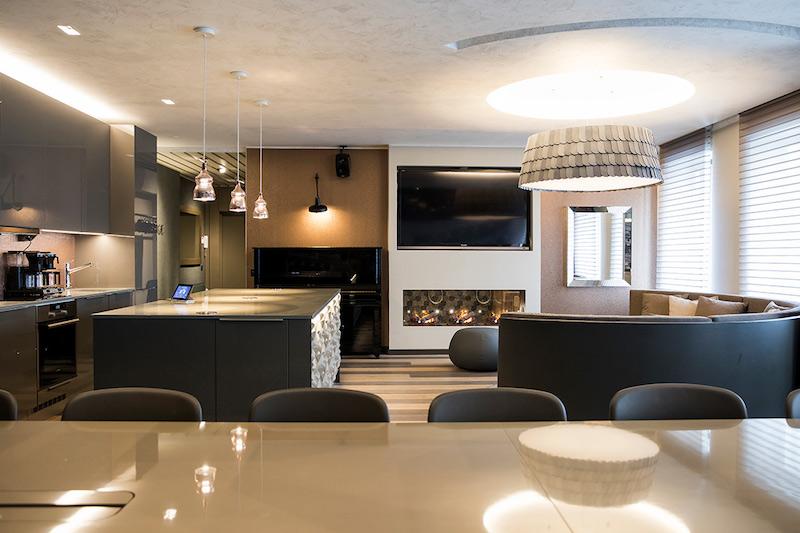 Roba Lounge keittiösaareke