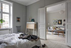 kodikas-rento-sisustus-makuuhuone-pariovet