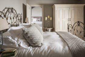 Tyylikäs makuuhuone