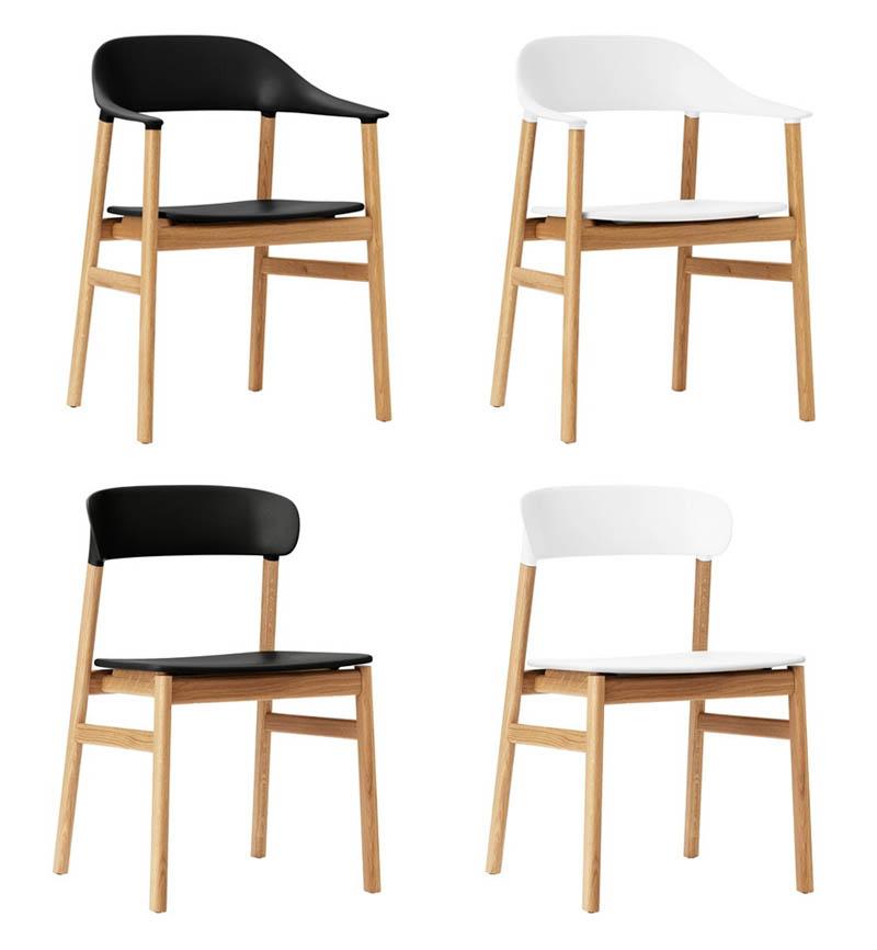 Normann Copenhagen Herit tuoli