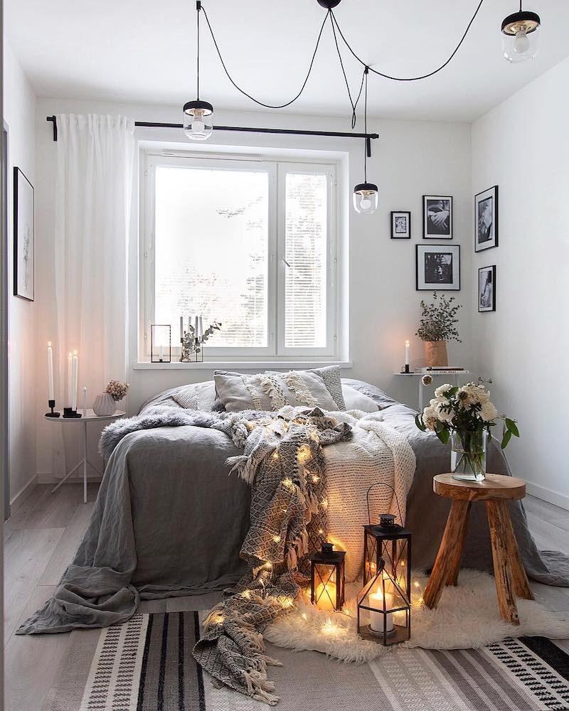 2xilo, makuuhuone sisustus