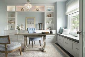 ylellisen-tyylikas-koti-tyohuone