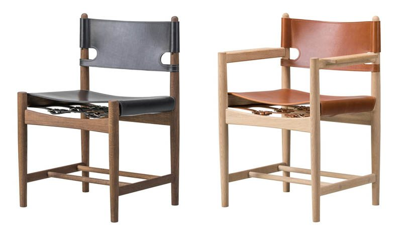Fredericia The Spanish Dining Chair tuoli