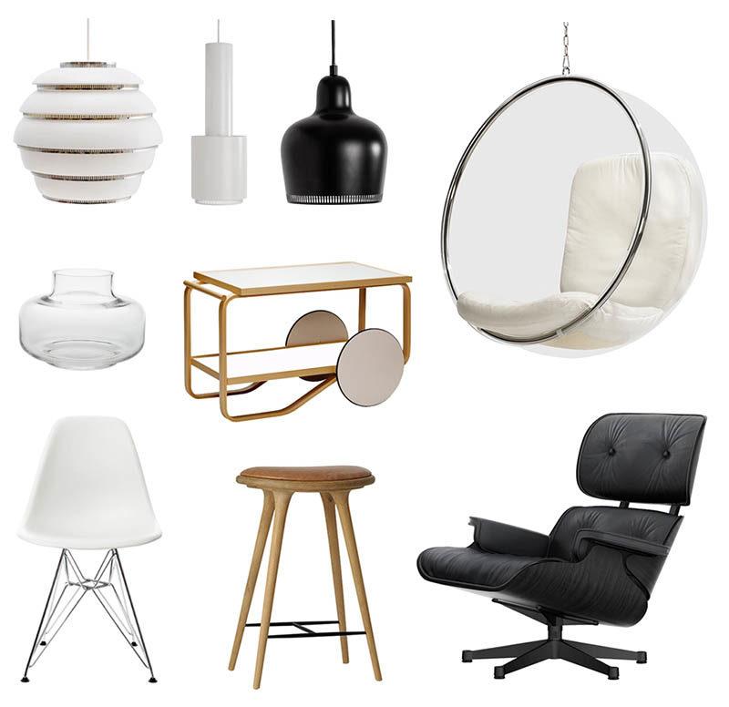 Design, sisustus ja koti