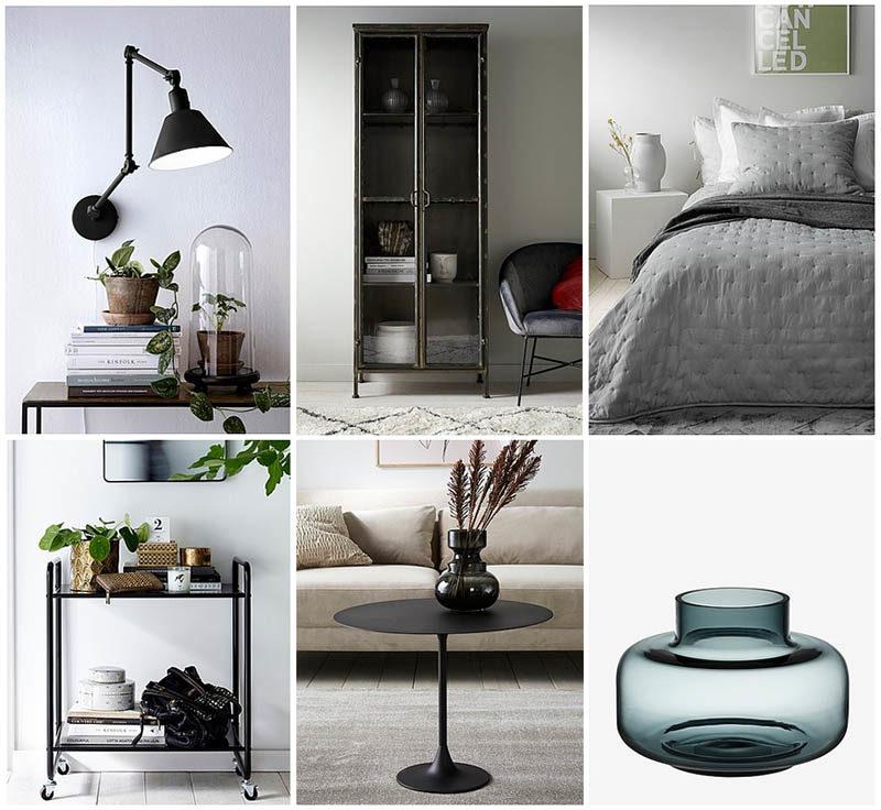 Kodin sisustustuotteet ja huonekalut